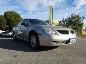 2005 MITSUBISHI MAGNA ES TW SERIES II 4D SEDAN 3.5L V6 4 SP AUTO Wangara Wanneroo Area Preview