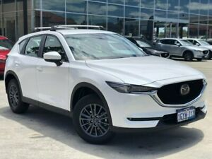 2019 Mazda CX-5 KF2W7A Maxx SKYACTIV-Drive FWD Sport White 6 Speed Sports Automatic Wagon Palmyra Melville Area Preview