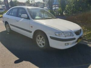 2000 Mazda 626 Classic White 5 Speed Manual Hatchback South Lismore Lismore Area Preview