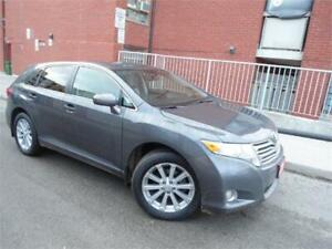 2009 TOYOTA VENZA , 4 CYLINDER , ONLY 114 KM  , ALLOY WHEELS !!!