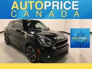 2014 Mini Paceman Cooper S Cooper S|LEATHER|PANOROOF