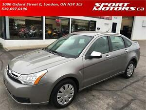 2008 Ford Focus SE! New Brakes! A/C! Heated Seats!