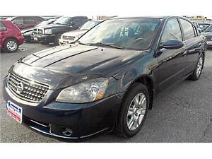 2006 NISSAN ALTIMA 2.5S / ONE OWNER !!! / CLEAN CARPROOF !!!