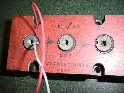 PRX Powerex Diode SCR P2Z7ACB700W14 OTHER NO. 8647 HARD TO FIND NEW OLD STOCK Powerex-diode