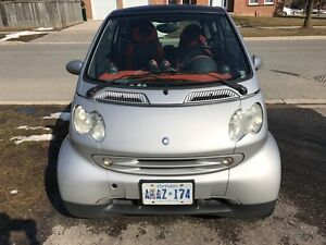 2006 Smart Fortwo Passion Turbo Coupe (2 door)