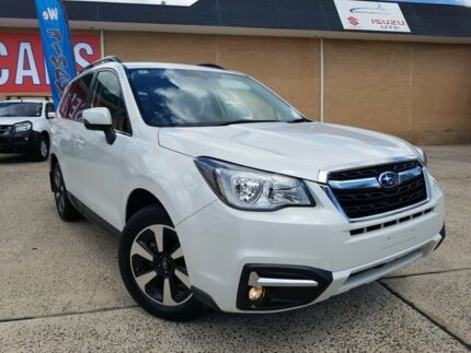 2017 Subaru Forester MY17 2.5I-L White Continuous Variable Wagon Belconnen Belconnen Area Preview