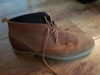 Mens boots size 10 most new