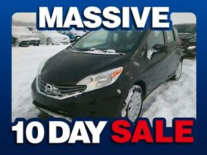 2016 Nissan Versa Note 1.6 SV ( MASSIVE 10 DAY SALE! )