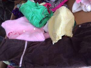baby clothes 3-6mo