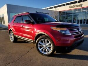 2013 Ford Explorer Limited Navi, Backup Cam, Leather Heated/. Co