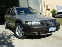 2004 Volvo XC70 2.5T AWD Cross Country Bronze 4 Speed Automatic Wagon Willagee Melville Area Preview
