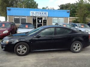 2006 Pontiac Grand Prix Fully Certified an Etested!