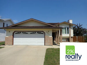 Close To Hospital & School – Ponoka – Presented By 2% Realty