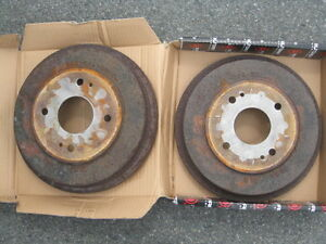 Honda Accord 4 Stud Brake Drums