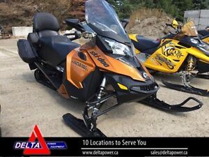 2018 SKI-DOO GRAND TOURING SE 1200 SNOWMOBILE
