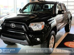 2014 Toyota Tacoma DOUBCAB-NAV HEATED SEATS CAMERA MANUAL CONTRO