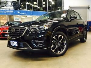 2015 Mazda CX-5 MY15 Akera (4x4) Black 6 Speed Automatic Wagon Beckenham Gosnells Area Preview