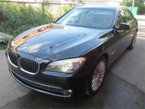 2012 BMW 750I XDRIVE* 4WD* FINANCEMENT MAISON $69 SEMAINE