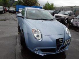 alfa romeo mito3 door hatchback 1.6 diesel £1795