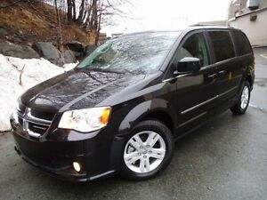 2016 Dodge GRAND CARAVAN Crew (ORIGINAL MSRP $43560, NOW $24980!