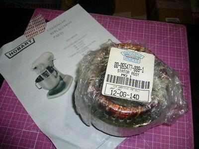 Motor Winding Stator Assembly 00-065477-008-1 115v 60hz 1 Ph. N50 New