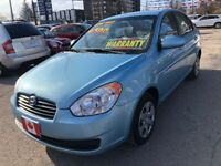 2009 Hyundai Accent Auto L ONLY 75,000 KMS...PERFECT MINT COND.