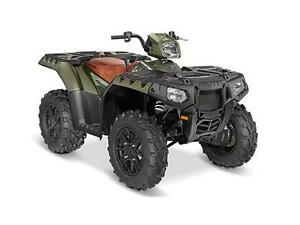 POLARIS SPORTSMAN XP 1000 MATTE SAGEBRUSH GREEN