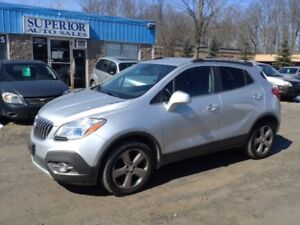 2013 Buick Encore Fully Certified! Carproof Verified!