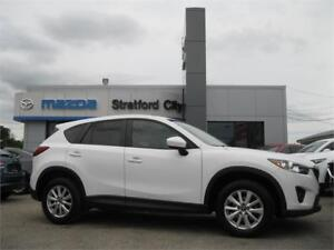 2014 Mazda CX-5 GS - NEW FRONT BRAKES,ALL NEW TIRES