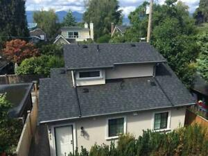 2 Level, 1 BR+1.5 BATH Furnished Laneway house in Point Grey