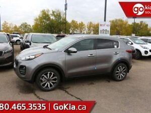 2019 Kia Sportage EX; AWD, HEATED SEATS/WHEEL, LEATHER, BACKUP C