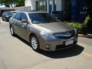 2010 Toyota Camry AHV40R Luxury Hybrid (psr/Sat) Bronze Continuous Variable Sedan Northam Northam Area Preview