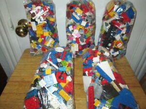 ***MIXED LEGO BAGS 400 PLUS PCS PER BAG $25 EA!!!***