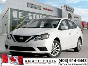 2018 Nissan Sentra, B/U CAM,HTD STS, SUNROOF, ONLY $127 BI/WKLY