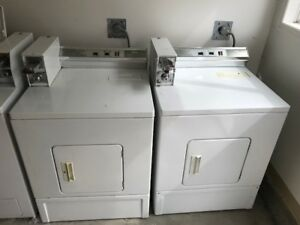 2 Coin Washer & Dryers For Sale