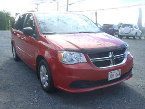 2012 Dodge Grand Caravan 35 km's Minivan