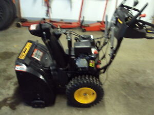 POULAN  PRO  SNOW BLOWER  FOR  SALE      SOLD