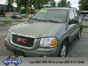 2003 GMC Envoy SLT LOCAL ONE OWNER GARAGE KEPT!