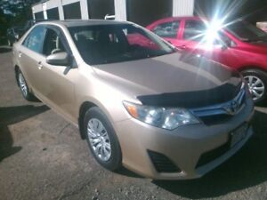 2012 Toyota Camry LE  loaded!  No Accidents, Low Km!!