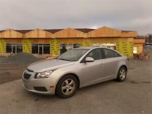 DEAL!!!79$ bi weekly oac!!! 2012 Cruze LT w/1SB ONLY 98000 KM!!!
