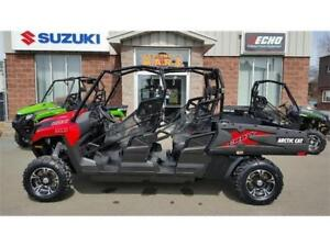 **Clearance** 2017 Arctic Cat 700 HDX Prowler Crew ONLY $15999++