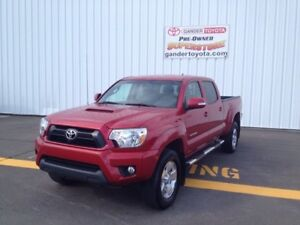 2012 Toyota Tacoma 4X4 Double Cab V6 TRD Sport Package