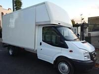 FORD TRANSIT LUTON VAN TAIL LIFT 2012 EXCELLENT VAN NORTH LONDON