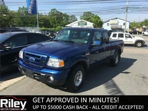 2011 Ford Ranger XL STARTING AT $121.33 BI-WEEKLY