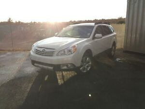 2012 Subaru Outback TOURING PACKAGE w/AWD/ALLOYS/BLUETOOTH/LEATH