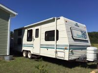 1993 Prowler Travel Trailer