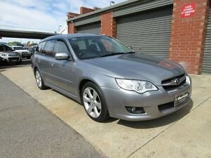 2008 Subaru Liberty MY08 2.5I Silver 4 Speed Auto Elec Sportshift Wagon Holden Hill Tea Tree Gully Area Preview
