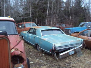1963 & 1967 Mercury ,1961 Ford Parts