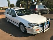 2006 Ford Falcon BF Mk II XT White 4 Speed Sports Automatic Wagon Margaret River Margaret River Area Preview