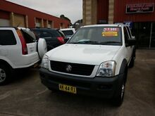 2006 Holden Rodeo RA MY06 Upgrade LX White 5 Speed Manual Crewcab North St Marys Penrith Area Preview